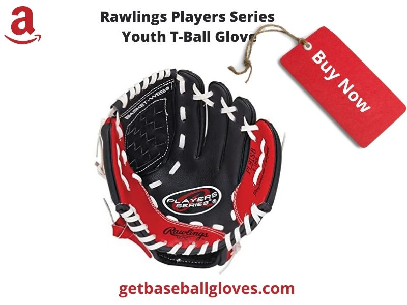 rawlings players series youth t ball glove