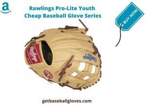 Rawling youhth baseball gloves