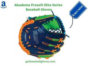 Akadema prosoft elite series baseball infielders gloves